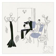 Vintage Vogue: William Bolin July 1933