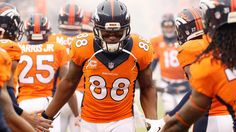 The price tag on Demaryius Thomas' deal will be no mystery