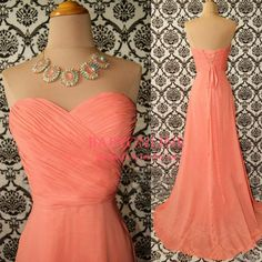 79USD Free shipping Coral Vestidos de Fiesta 2014 Sweet Prom Dresses Special Occasion Dresses Vestidos de Gala Abendkleider $95.00