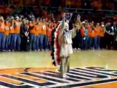 Chief Illiniwek's Last Dance - Rick Jones suggested this as an addendum to our discussion of Tecumseh!, boycotts, and protests of mascots and outdoor dramas. There are some other interesting versions on YouTube that would be great for class analysis.