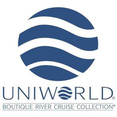 The logo for Uniworld Cruise Lines.  This is a registered logo & used only to represent this wonderful cruise line.  Please visit our Uniworld European River Cruise board to learn more!