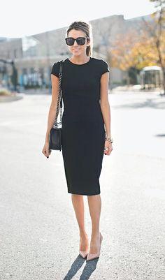 Como inserir o tubinho preto nos seus daily looks » Fashion Break