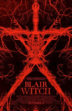 BLAIR WITCH | In theaters September 16, 2016