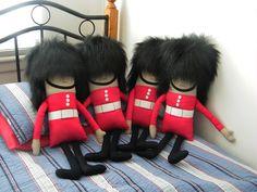 British Guard softies