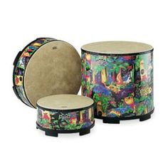 Award winning and high quality drums for kids. These are indestructible!