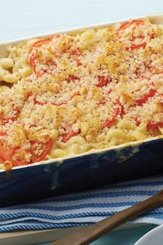 Easy Mac and Cheese - The 11 Best Ina Garten Recipes of All Time via @PureWow