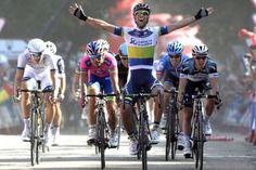 Matthews wins stage 5 of the 2013 Vuelta a Espana - Michael Matthews won his first grand tour stage on Wednesday at the Vuelta a España. Photo: Graham Watson   www.grahamwatson.com