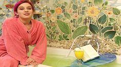 Badezimmer Deko: Wannenablage selber machen | ToolTown Deko