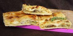 Spanakopita, Quiche, Tart, Pie, Breakfast, Ethnic Recipes, Food, Torte, Morning Coffee