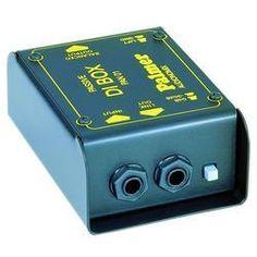 Palmer Pro PAN01 Audionomix DI-Box