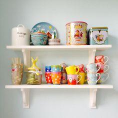 Kitchen shelves#Marije Zijderlaan-Daanen