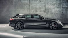 The looks of the Porsche Panamera split us up like nothing else did. Some thought it was gorgeous. Some thought it was ugly. Personally, I thought it looked like an eggplant. But the new Panamera is prettier than ever, nearly perfect—until today, when we saw the 2018 Porsche Panamera Sport Turismo sport wagon. It is blowing my goddamn mind, it's so gorgeous.