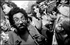 Magnum Photos Photographer Portfolio. Bruce Gilden