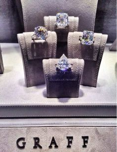 GRAFF Diamonds...ultra high end than Tiffany's and Harry Winston according to Business Insider.