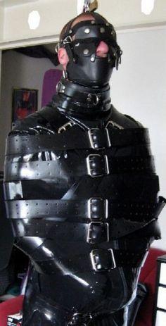 rubber extreme bondage
