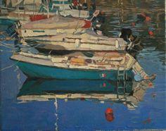 oil, canvas. Timofeeva Olga