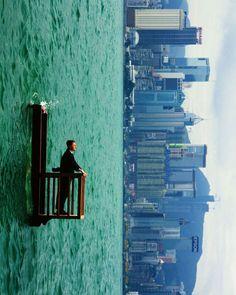 Fotografias Imposibles y efectos ópticos impresionantes #fotografía #imposible #efectosopticos