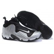 more photos 656d3 05c4c silver and black. New Realease Foamposites 2013 For Sale Online · Nike Air  Flightposite ...