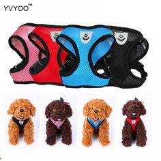 Type: DogsBrand Name: YVYOOType: HarnessesPattern: SolidFeature: Breakaway,Quick ReleaseDog Harness Type: Vest HarnessesSeason: All SeasonsMaterial: Polyester Funny Dog Captions, Funny Dogs, Pets Online, Dog Bag, Dog Vest, Dog Safety, Medium Sized Dogs, Buy Pets, Animal Fashion