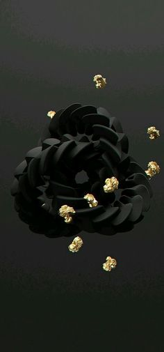 ◾Black & Gold ◾◾◾