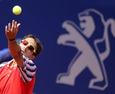 Tommy Robredo with Tennis by Peugeot #Tennis #Ambassador #Peugeot