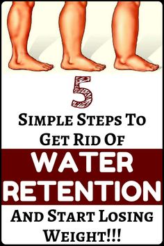 to Get Rid of Water Retention and Lose Weight With 5 Simple Steps - amazing health and fitness and weight loss.How to Get Rid of Water Retention and Lose Weight With 5 Simple Steps - amazing health and fitness and weight loss. Health And Beauty, Health And Wellness, Health Tips, Health Fitness, Enjoy Fitness, Health Yoga, Fitness Plan, Holistic Wellness, Brain Health