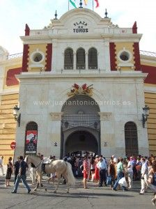 Almeria Plaza de Toros y sus meriendas