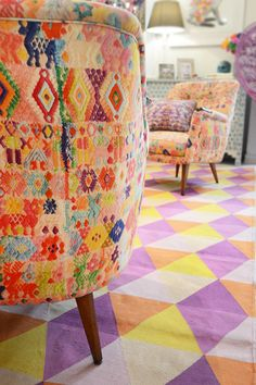 See the World Through Pattern and Colour: Photo