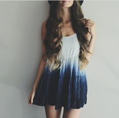 http://momsmags.net/category/clothing/  @ cute tye dye dress  ✿