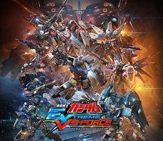 Mobile Suit Gundam: Extreme VS Force para PlayStation Vita será lanzado el 23 de Diciembre.