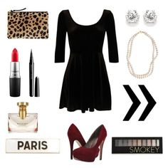 """""""Fancy"""" by deliaaaaaa ❤ liked on Polyvore featuring Michael Antonio, Clare V., MAC Cosmetics, Bulgari, Forever 21, Marc Jacobs, STELLA McCARTNEY and Rosanna"""