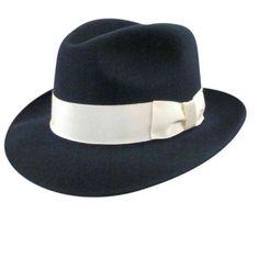 090447a30ac hats.com  1920s Bollman Collection Fedora 1920s Mens Hats