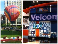 Welcome! From International Manufacturing Technology Show #IMTS 2014 in Chicago! #FreemanCo #FreemanAudioVisual #FreemanAV