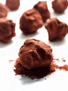 Easy Cocoa Coconut Balls No Bake Cookie Recipe