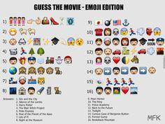 Emoji game without answers Emoji Quiz, Emoji Games, Emoji Answers, Pub Quiz Questions, Film Quiz, Guess The Emoji, Emoji Movie, Christmas Games For Family, Pep Rally