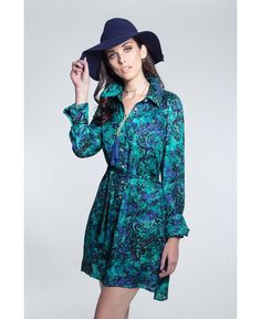 Verano azul Closé #moda #azul #verano