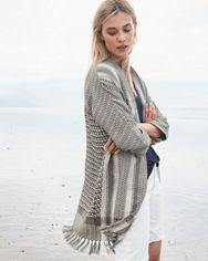 Kochi Cotton & Linen Jacket