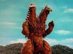 ウルトラセブン-49-双頭怪獣 パンドン