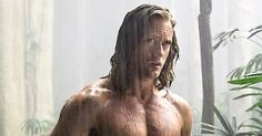 Alexander Skarsgård Is insanely ripped as Tarzan in the first look at The Legend of Tarzan. More at Usmagazine.com!