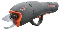 Black  Decker Cordless Pruner with Lithium Battery *** You can find out more details at the link of the image. (This is an affiliate link) #GardeningandLawnCare