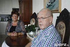 """Drie jaar geleden zijn Nelleke (68) en Cees (72) verhuisd van Grootebroek naar een 55+ appartement in Lelystad. Uit voorzorg. Cees: """"Stel dat je hulpbehoevend wordt?  In Grootebroek was er weinig in vergelijking met Lelystad."""""""