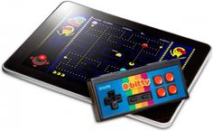 The 8-Bitty: Finally, a sweet NES inspired controller for iPhone and iPad  /なんだか懐かしい形のコントローラーだw