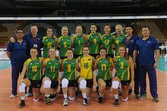Team photo of Australia