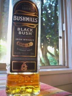 Bushmills Black Bush (Ireland) - Great Irish whiskey with a sherry influence.