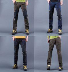 New mens Hiking pants extreme walking Functional climbing Trekking trousers #nyfashioncity