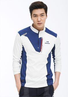 Lee Min Ho for Eider SS15