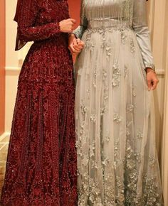 Pious and perfect Hijab Evening Dress, Hijab Dress Party, Evening Dresses, Islamic Fashion, Muslim Fashion, Modest Fashion, Muslimah Wedding Dress, Muslim Wedding Dresses, Eid Outfits