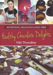 Healthy Chocolate Delights eBook Viki Thondley MindBodyFood