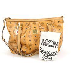 39b12bce86386 Unsere Vintage MCM Taschen · Glück   Glanz - Vintage Louis Vuitton   MCM -  100% Original ...