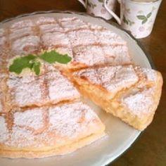 【ケーキ型不要】フワフワケーキ「パンビー」をおもてなしスイーツに作ってみない?